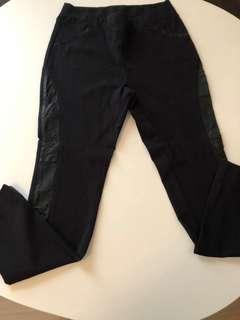Black pants size 14