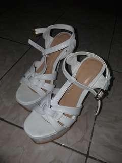 HomeMade shoes *bahan sama seperti sepatu charles&keith*