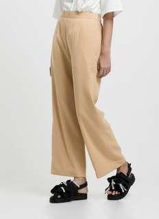 Ats the label stripe creme pants
