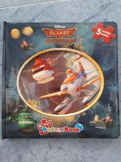 Disney Planes Fire & Rescue My First Puzzlebook