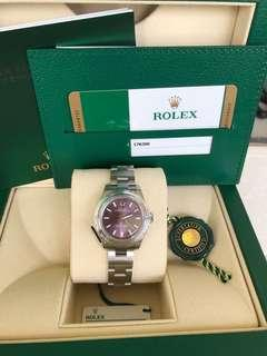 Brand new in box Rolex datejust 26mm