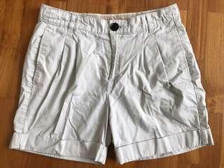 GB-Mango khaki Shorts