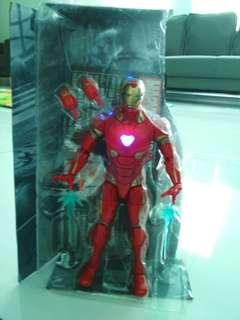 Marvel Legends ironman mark 50 10th anniversary
