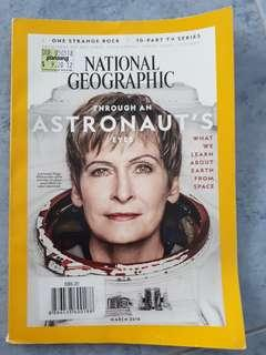 National Geographic Magazines x2