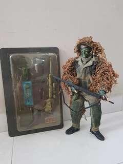 Sniper Life Like Figurine