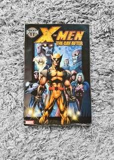 Marvel Comics X-Men: The Day After