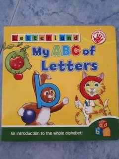Letterland My ABC of Letters