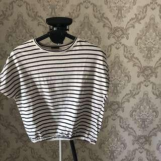 Zara Stripes Top
