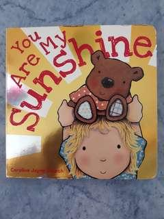 You Are My Sunshine - Caroline Jayne Church