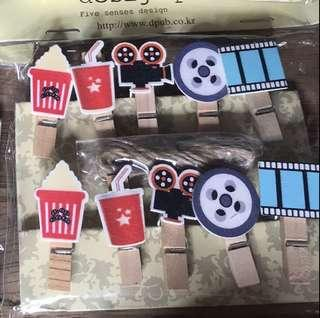 Movie Time Mood Clips