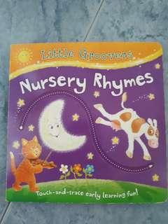 Little Grooves Nursery Rhymes