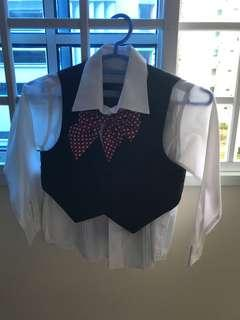Wedding kids suit for rental