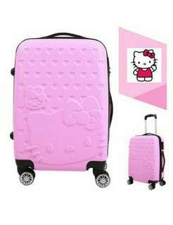 Hello Kitty Luggage Bag (Cabin Size)