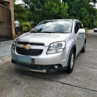 Chevrolet Orlando LT 2013 Model
