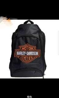 HARLEY BACKPACK CAN FIT HELMET
