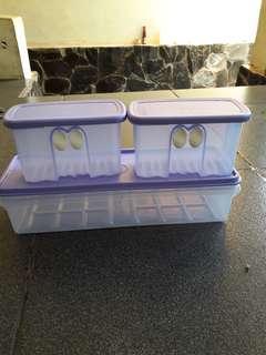 Tupperware ungu