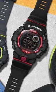 G-SHOCK GBA 800 Bluetooth 1 month old