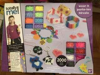 Totally Me beads craft kit