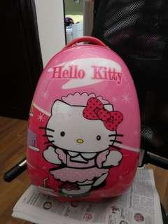 Hello kitty bag for travel