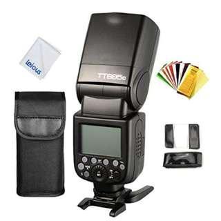 GODOX TT685C: Camera Flash Speedlite for Canon