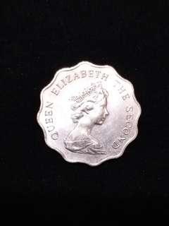 1982年港幣貳圓硬幣