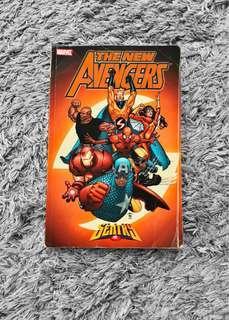 Marvel Comics The New Avengers: The Sentry