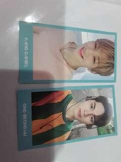 Daniel & Ong official Membership PC