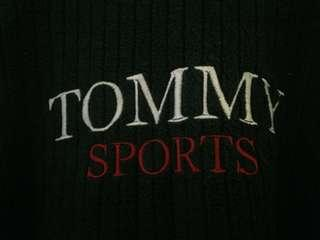 XXL Tommy Sports Ribbed Turtle Neck Sweater