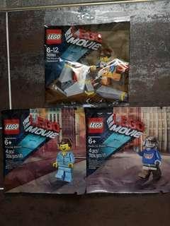 Lego Movie 30280 5002045 5002203 Polybag