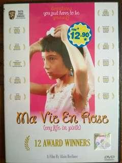 Ma Vie En Rose DVD French Movie