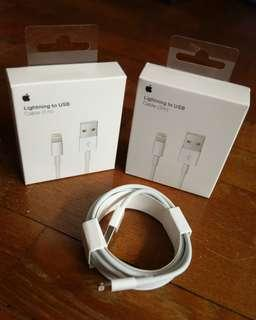Apple iPhone Lightning Charger Cable
