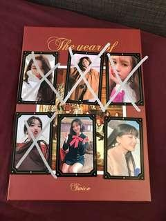 WTT/WTS The year of Yes twice album