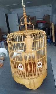 """14"""" China Cage BNIB"""