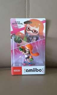 Amiibo Super Inkling - Super Smash Bros Series