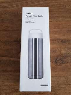 Miniso Portable Water Bottle