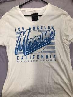 Mossimo LA Cali shirt