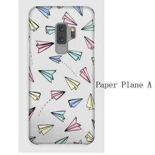Paper Plane Case for Iphone/Samsung/Oppo/Vivo/Huawei/Sony/LG