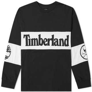 INSTOCK Timberland X Mastermind MMJ Long Sleeve Tee