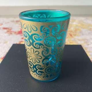 Four shot glass