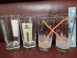 somersby變色玻璃杯