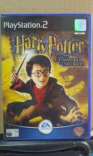 [Pre❤] PS2 Game (PAL) - Harry Potter and the Chamber of Secrets (2002)