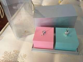 Concorde Moon cake box