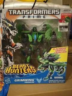 Grimwing - Transformer prime beast hunters