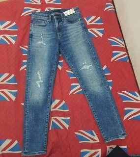Uniqlo jeans ultra stretch skinifit