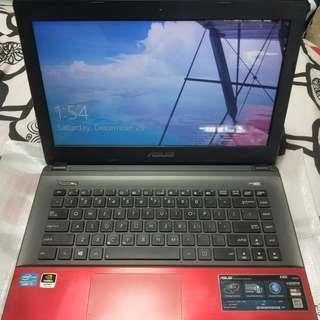 Asus laptop K45V