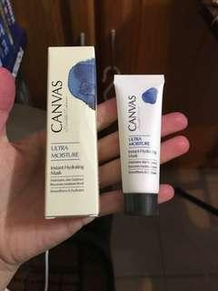 Canvas Ultra Moisture Instant Hydrating Mask 15ml