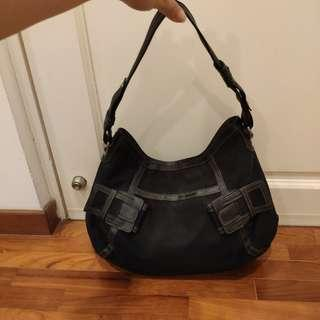 Nine West Suede Hobo