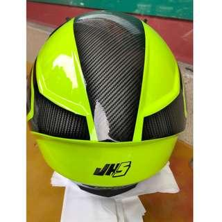 INSTOCK - LAZER JH5 Carbonio Green (New)