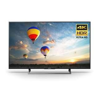 Sale!!!Sony XBR-55X800E/8000E 55-inch 4K HDR Ultra HD Smart LED TV (Display set1 )