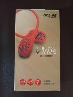 🚚 GOLiFE Wave 藍芽無線喇叭 (紅色)